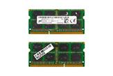 Micron 8GB DDR3 1600MHz használt laptop memória Lenovo laptopokhoz