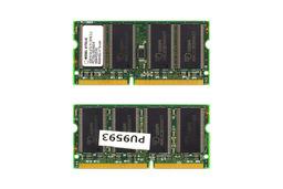 Mosel Vitelic 128MB SDRAM 133MHz használt laptop memória (PC133U-333-542-A)