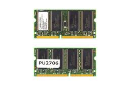 Mosel Vitelic 256MB SDRAM 133MHz használt laptop memória