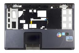 MSI A6200, CX620, CR610X, CR630 laptophoz használt B kategóriás felső fedél touchpaddal, E2M-6810712-TA9