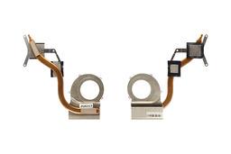 MSI CR610X laptophoz használt hőelvezető cső
