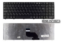 MSI CR640, CX640 gyári új magyar laptop billentyűzet, 0KN0-XV1HU11