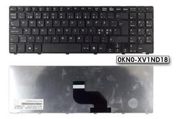 MSI CR640, CX640 gyári új norvég laptop billentyűzet, 0KN0-XV1ND18