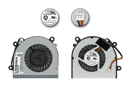 MSI CX61, GP60 gyári új laptop hűtő ventilátor, E33-0800221-MC2, 6010M05F 396