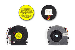 MSI EX300, PR320, VR220 gyári új laptop hűtő ventilátor (DFS451205M10T)