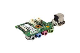 MSI EX623 laptophoz használt USB és audio panel