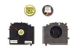 MSI EX720, GX720 használt hűtő ventilátor, E33-0800050-F05
