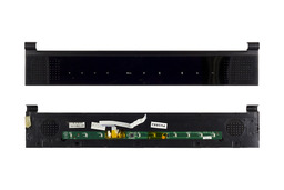 MSI EX720 laptophoz használt zsanér takaró fedél, E2P-721E211-Y31