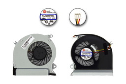 MSI GE60, GE70 (MS-1756, MS-1757) gyári új laptop hűtő ventilátor (PAAD06015SL)
