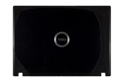 MSI GX610, M670, MS-1034, VR610, VR610X laptophoz használt LCD hátlap Wifi antennával, 307-632A917-H74
