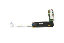 MSI GX620, GX627, GX640 laptophoz használt USB és audio panel kábellel