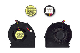 MSI EX600, PR600 gyári új laptop hűtő ventilátor (DFS451205M10T, F8K8)