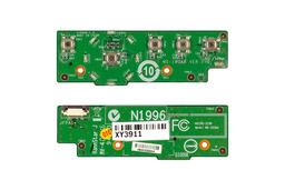 MSI Megabook GX600 laptophoz használt bekapcsoló panel (kábel nélkül) (MS-163AA)
