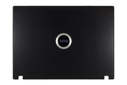 MSI Megabook GX600 laptophoz használt LCD fedél (15.4inch)(307-632A214-H74)