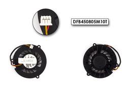 MSI VR600, VR600X, VX600, VX600X gyári új laptop hűtő ventilátor (DFB450805M10T)