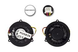 MSI VR600, VR600X, VX600, VX600X gyári új laptop hűtő ventilátor (DFB451005M70T)