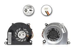 MSI Wind U90, U100, U120 gyári új laptop hűtő ventilátor (6010L05F PFR)