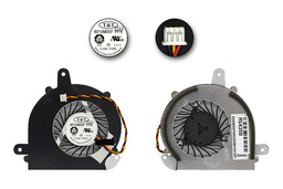 MSI X370, X400, X410 gyári új laptop hűtő ventilátor 6010M05F PFR, E33-0800270-MC2