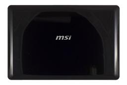 MSI X410 laptophoz használt LCD hátlap