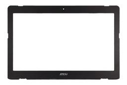 MSI X410 laptophoz használt LCD keret, E2P-461B511-F62