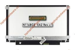 N116BGE-EA2 11,6 inch WXGA eDP slim LED használt B kategóriás matt laptop kijelző