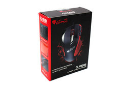 Natec Genesis GX68 3400dpi gaming USB egér (NMG-0527)