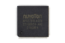 Nuvoton NPCE795LA0DX IC chip