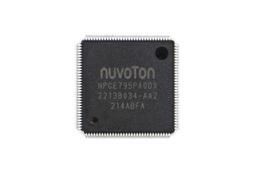 Nuvoton NPCE795PA0DX I/O controller IC chip