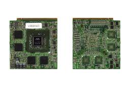 Acer Aspire 5720ZG használt NVIDIA GeForce Go9300M-GS 128MB MXM laptop videokártya