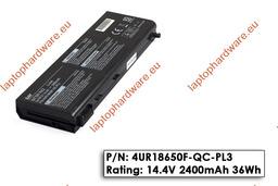 Packard Bell Argo C használt 75%-os laptop akku/akkumulátor  4UR18650F-QC-PL3