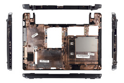 Packard Bell Butterfly_XS gyári új alsó fedél, bottom case,  60.WHA02.002