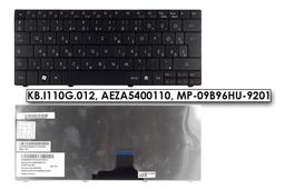 Packard Bell DOT M gyári új magyar laptop billentyűzet (KB.I110G.012)