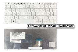 Packard Bell DOT S, Gateway LT28, LT40 gyári új magyar fehér laptop billentyűzet (AEZE6400220)