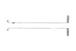 Packard Bell E6100, Fujitsu-Siemens Amilo K7600 laptophoz használt LCD Tartó pálca pár (XX2677000012L, XX2677000013R)