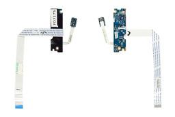 Packard Bell EasyNote TM81 bekapcsoló panel, LS-5893P