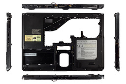 Packard Bell EasyNote AG300 laptophoz használt fekete alsó fedél (13GNJ510P040-1)