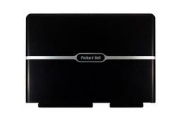 Packard Bell EasyNote AG300 laptophoz használt fekete LCD hátlap (13GNJ51AP011)