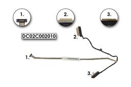 Packard Bell EasyNote NX69 laptophoz használt kijelző kábel (DC02C002010)
