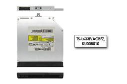 Packard Bell EasyNote TK81 PEW96, TK85 PEW91 használt SATA laptop DVD-író előlappal (TS-L633F/ACBFZ, KU008010)