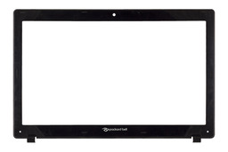 Packard Bell EasyNote TK81, TK85 laptophoz használt LCD kijelző keret (FA0C9000200-2, 60.BQ502.004)