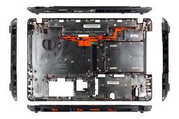 Packard Bell EasyNote TS11, TS45, TSX66 gyári új laptop alsó fedél, 60.BRG02.004