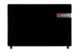 Packard Bell PAV 80 laptophoz használt fekete LCD hátlap, mikrofonnal, WiFi antennával (AP0FC000CA0)