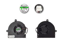 Packard Bell TK11, TK81, TK85, TK87 használt laptop hűtő ventilátor (GC057514VH-A)