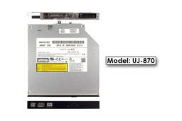 Panasonic UJ-870 használt IDE DVD író előlappal