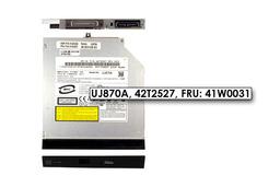 Panasonic UJ870A használt SATA laptop DVD író előlappal (42T2527)