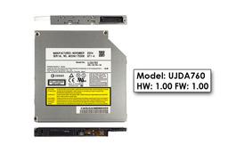 Panasonic UJDA760 használt IDE laptop CD-író DVD-olvasó combo
