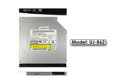 Panasonic Ultra slim 9.5mm használt IDE laptop DVD Író, UJ-862