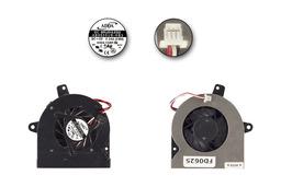 Philips Freevents X53, X55 használt laptop hűtő ventilátor (AB0605UB-HB3)
