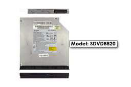 Philips IDE (PATA) használt laptop DVD-író (SDVD8820)
