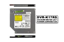 Pioneer DVR-K17RS használt IDE laptop DVD-író